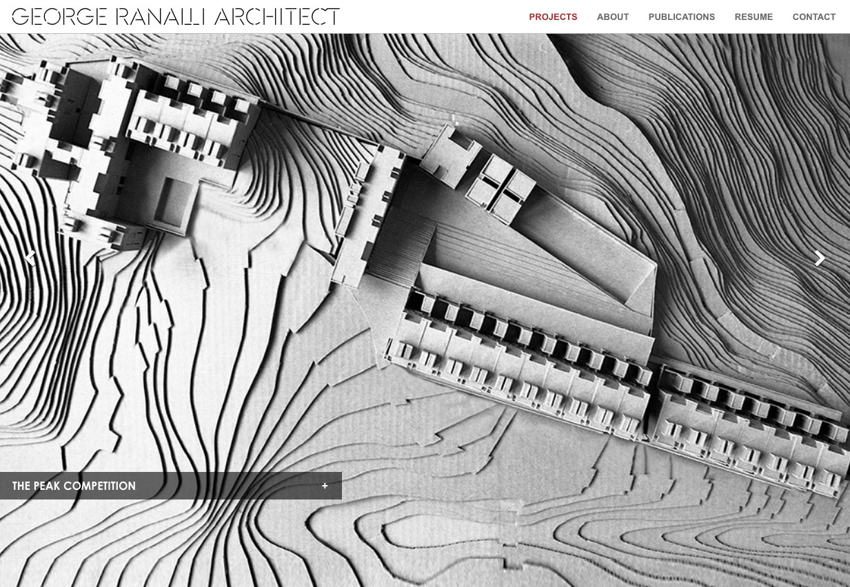 George Ranalli Architect