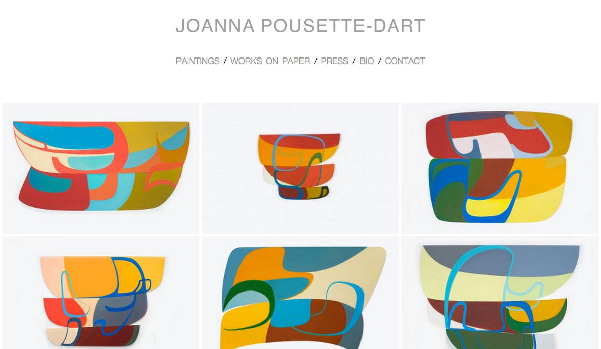 Joanna Pousette-Dart