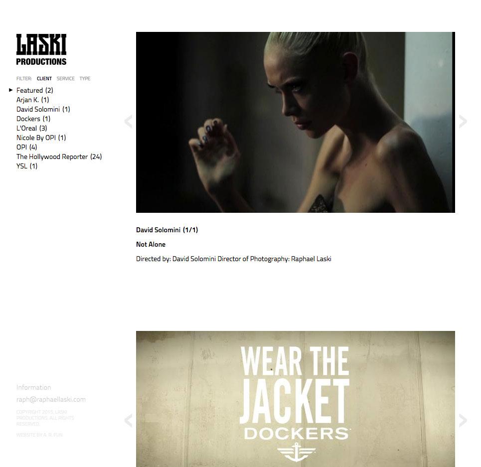 Laski Productions